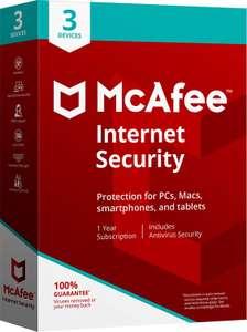 6 meses GRATIS | McAfee Internet Security 2019