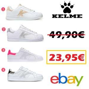 Zapatillas de tenis KELME clásicas para ella con un gran descuento en eBay
