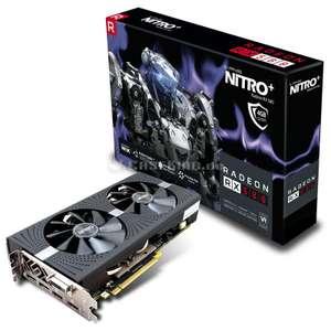 Sapphire Nitro+ Radeon RX 580 4G + 2 juegos a elegir