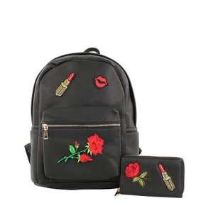 Pack mochila + monedero FOR TIME