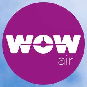 Ofertas vuelos WoW air