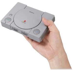 PlayStation Classic a 49,50€ al agregar a la cesta