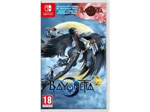 Nintendo Switch Bayonetta 2 + Bayonetta 1 (Código de descarga)