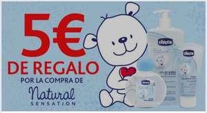 Reembolso 5€ Cosmética CHICCO