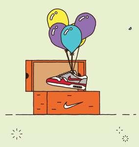 25% de descuento en Nike por tu cumpleaños