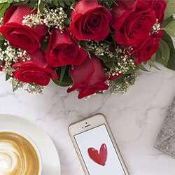 FloraQueen, 30% a 50% en San Valentín