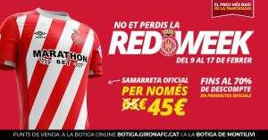 RED WEEK - Girona FC