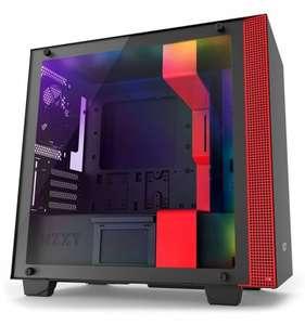 Caja para PC con iluminación LED