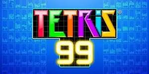 TETRIS 99 Battle Royale gratis con Nintendo switch online