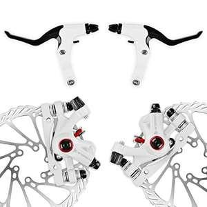 Kit frenos disco para bici  solo 9.9€