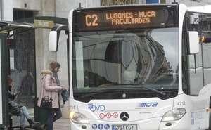 Autobús gratuito para desempleados y -13 años (Oviedo)