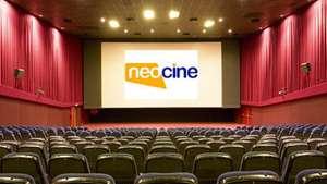 Entradas de cine a 4,70 en neocine Murcia, Cartagena y San Javier