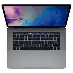 """Macbook Pro 15"""" con TouchBar - i7 / 16GB RAM /1Tb SSD / 4GB VRAM"""