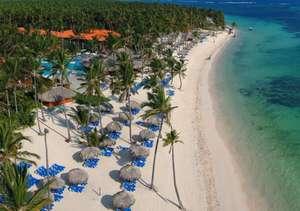 Punta Cana 750€/p= Vuelos + Hotel con TI+ Traslados + Seguro