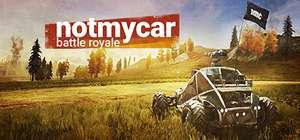 Notmycar Battle Royale GRATIS Steam