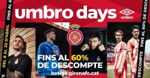 Girona FC - Hasta -60% [Umbro Days]