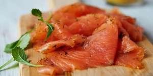 Oferta en salmón 500gr Ikea
