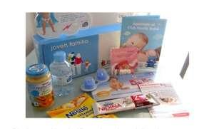 Canastillas gratis para los beb@s