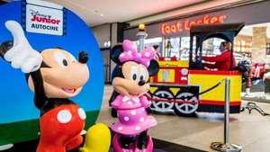 Chollipeques - El Autocine Disney Junior en Asturias GRATIS