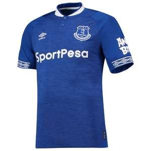 Camiseta Local del Everton 2018-19 - OFICIAL