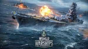 Ventajas al crearte una cuenta de World of Warships y usar el código BATTLESTATIONS2019