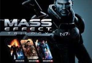 Mass Effect Trilogy (PC, Origin)