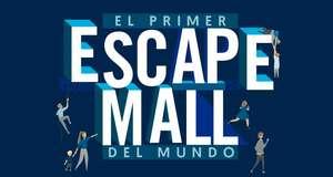 El primer escape mall gratis en Valencia (super escape room)