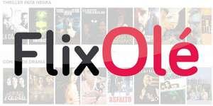 3 Meses Gratis FlixOlé (plataforma de cine)