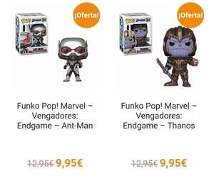 Funko Pop Vengadores Endgame por 9,95€