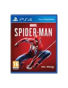 Marvel's Spider-Man (PS4, físico)