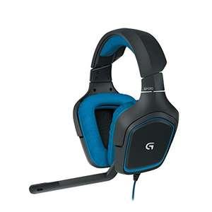 Logitech G430 auriculares gaming 29.9€ - Vuelve !!