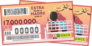 Extra ONCE Día Madre solo 2€ (nuevos usuarios)