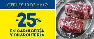 25% Descuento Carniceria Charcuteria Supermercados BM