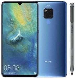 Huawei Mate 20X EVR-L29 Dual 6+128GB Blue w/Pen ship from EU rápido