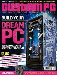 Gratis el Número 190 de la  revista Custom PC