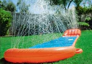 Pista Deslizable Hinchable para divertir a los peques (o no tan peques) este verano!