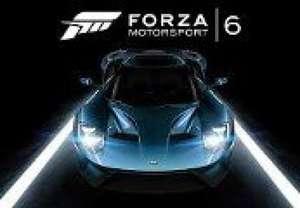 Forza Motorsport 6 para la Xbox One (Codigo descarga Digital)