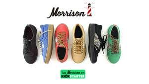 Envios GRATIS para cualquier pedido en Morrisons shoes.