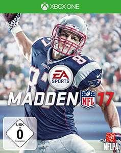 XBOX ONE: Madden NFL 17 - juego físico - [Importación Alemana]