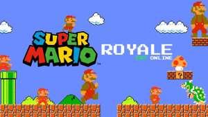 Super Mario Bros  Battle Royale (gratis)