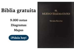 Biblia gratis ! A domicilio