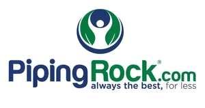 50% de descuento en PipingRock.com