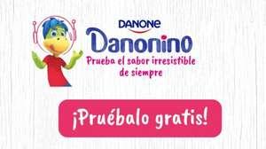 Danonino GRATIS Reembolso
