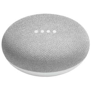 Google Home o Chromecast 3a generación a 29,50€