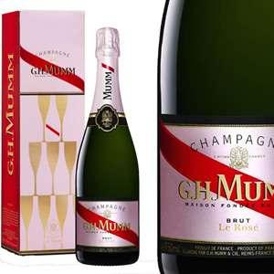 Champagne G.H Mumm Cordon Rouge brut rosé