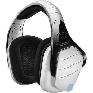 Logitech G933 Artemis Spectrum Gaming 7.1 Inalámbricos Blancos