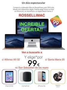 Oferta en Rossellimac Madrid