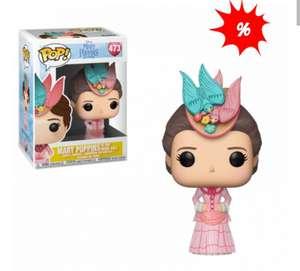 Funko Pop Mary Poppins (Pink dress)