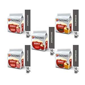 5 paquetes de Tassimo a 3,19€ c/u