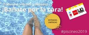 3 Piscinas Municipales GRATIS en Madrid con el Carné Joven (Viernes y Sábados)